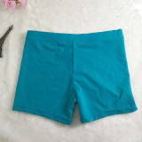 La fabbrica direttamente vende le ragazze poco costose Boyleg Panty di prezzi di alta qualità di nylon