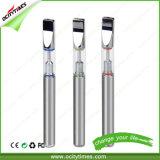 Penna a gettare di Cbd Vape di 0.5ml Cbd della cartuccia di Cbd della sigaretta a gettare di vetro speciale dell'olio E