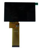 GPS van de Auto van het Scherm van 4.3 Duim TFT LCD Navigatie