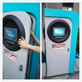 Tela de toque industrial HMI do indicador do LCD 7 polegadas