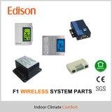 Sistema senza fili del regolatore del termostato della bobina del ventilatore (F1)