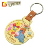 Silicone Key Chain per Promotional