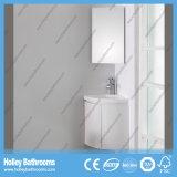 Unità d'angolo fissa libera di vendita calda di vanità della stanza da bagno (BF111V)