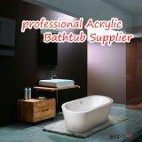 Bañera libre de acrílico modificada para requisitos particulares del superventas