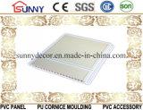 Горячая штемпелюя панель Потолк-Потолка Стен-PVC PVC 2016