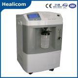 Concentrador portátil 5L do oxigênio do gerador 5lpm do oxigênio do uso Jay-5 Home médico