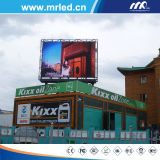 P8mm Outdoor Full ColorはAdvertizing BillboardのためのLED Display Seriesを停止するCasting