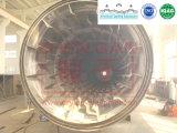 Séchage du tambour sécheur rotatoire de série de Hzg