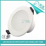 Nueva luz de techo del diseño 6W 12W 15W 20W LED Downlight LED
