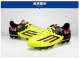 Chaussures élevées antidérapantes du football d'unité centrale d'élasticité/chaussures du football