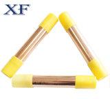 Caudas da aleta 2, um secador geralmente de cobre do filtro da cauda