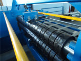 A placa de aço do assoalho da plataforma lamina a máquina de formação anterior