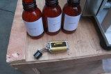 MT-50semi-automatisch de Ronde Machine van de Etikettering van de Fles met de Machine van de Druk/van de Etikettering van de Sticker van het Document