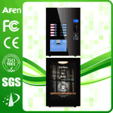 2015 Selling caldo 4 Selection Commercial Instant Coffee Vending Machine da vendere Da Ce Approved