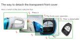 Aspirapolvere portatile dell'automobile forte di aspirazione eccellente a doppio uso asciutta & bagnata mini