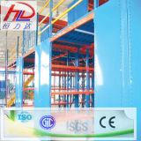 Estante de acero del acero del tormento del entresuelo del alto Ce de calidad standard
