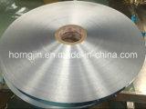 Tira de revestimento laminada Mylar da folha de alumínio da fita do poliéster de Al/Pet para a proteção do cabo