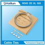 厚さ0.4mm/0.5mmのステンレス鋼の露出した結合Strap