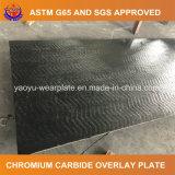 バケツのシャベルのためのクロムの炭化物の溶接版