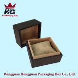 Деревянная коробка подарка для ювелирных изделий