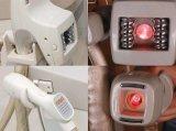 Luz infrarroja +Vacuum + máquina de la belleza del retiro de la marca de estiramiento del masaje del rodillo de la reducción de las grasas de cuerpo de la dimensión de una variable del RF Kuma/del retiro de las celulitis
