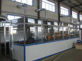 ステンレス鋼のバレルの生産ライン