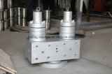 16mm-63mm doble salida de tubo de conductos de PVC tipo que hace la máquina