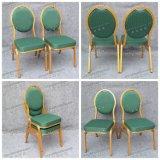 Cadeiras de alumínio do casamento do espaldar redondo com alta qualidade Yc-Zl140-01