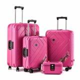 La señora ligera de la maleta de la carretilla de la venta caliente de Bubule PP continúa el equipaje