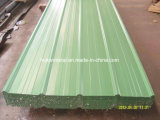 Corrugated плитки стали листов толя для здания