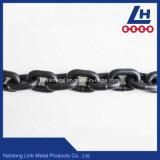 encadenamiento de conexión oxidado 16m m negro En818-2 de 13m m