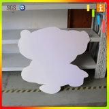 PVC泡のボードの印刷に一致させる特別な形のカーブ