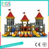 Оборудование спортивной площадки замока напольное с скольжением серий для детей