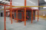 Línea de capa automática del polvo para los productos de acero