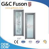 China-Aluminiumflügelfenster-Tür des preiswerten Preis-2017