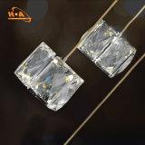 高品質の水晶軽い吊り下げ式の軽い現代円形のシャンデリア