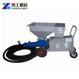 Hand betreiben konkrete Schrauben-Zementvergießen-Pumpen-Dieselmaschine