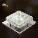 거실을%s 새로운 디자인 Suqare LED 가벼운 샹들리에 천장