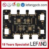 1.0mm 자동 부속 회로판 PCB 4개의 층 침수 금