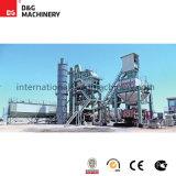 O Pct do Ce do ISO Certificated a planta de mistura do asfalto de 160 T/H para a construção de estradas/planta do asfalto para a venda