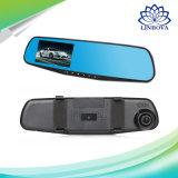 3.5 l'appareil-photo DVR automatique de miroir de Rearview de boîte noire du véhicule DVR de pouce choisissent de Len de tableau de bord de came la pleine HD 1080P nuit Vison du caméscope visuel