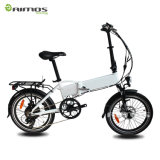 """Bici eléctrica plegable de la venta superior 20 """" en precio barato"""