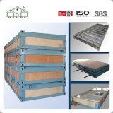 Rápido instalar la casa del envase de la estructura de acero prefabricada a casa