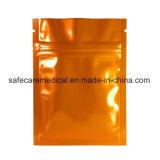 Sacchetti a chiusura lampo del Mylar dei sacchetti del di alluminio/sacchetti prova dell'odore/sacchetto plastica del Mylar