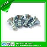 Parafusos principais lisos do ferro do projeto especial amplamente utilizado