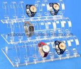 Indicador desobstruído direto do relógio do LCD do acrílico de Hotsale do preço de fábrica