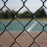 運動場のための卸し売り織り方の鉄の金網の塀