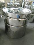 ステンレス鋼の食糧貯蔵容器
