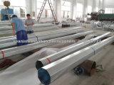 Achteckiger galvanisierter Metallelektrischer Stahl Pole