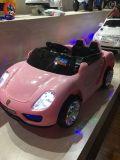 Miúdos carro elétrico, carro do brinquedo, pó Montar-no carro
